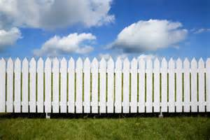 Good Fences Make Good…Family
